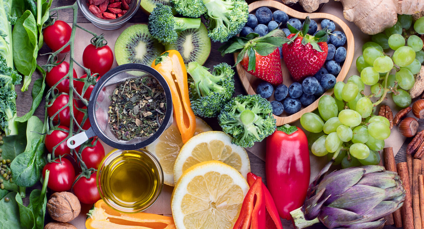 Nutrient Dense Fruits and Vegetables