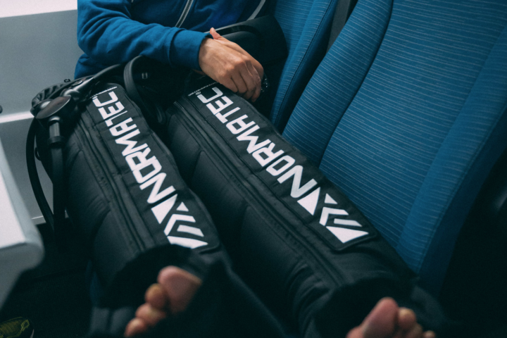 Normatec recovery boots