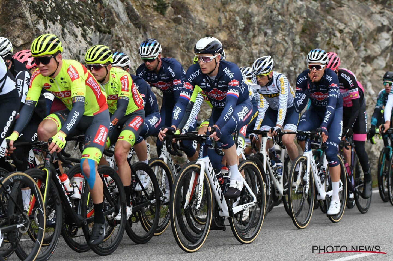WorldTour peloton racing