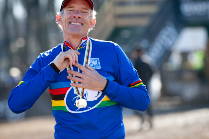 Ned Overend Mountain Bike Fast Talk Podcast