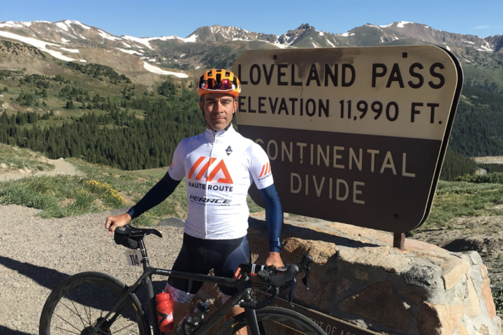 Colby Pearce Cycling in Alignment Podcast