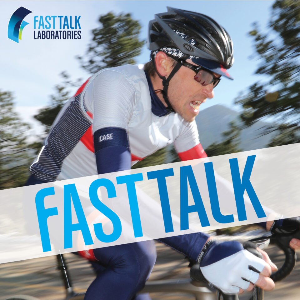 Fast Talk podcast cover artwork