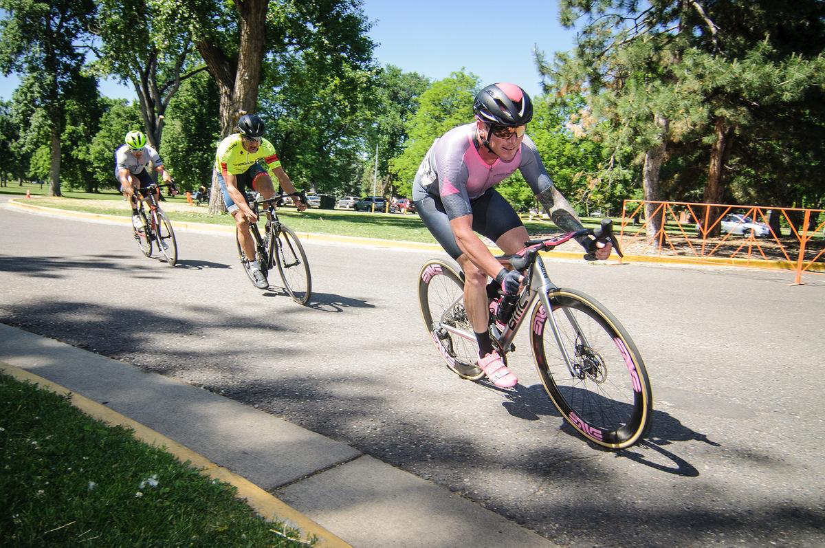 Rocco Orlando cyclist