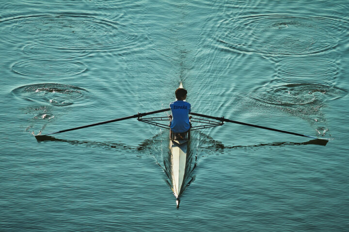 rowing Seiler