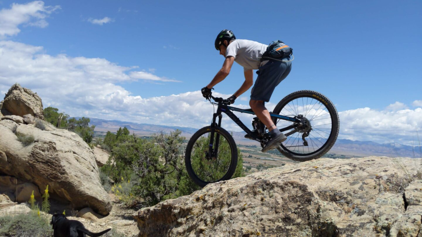James Wilson MTB Fit, Pedal, and Strength