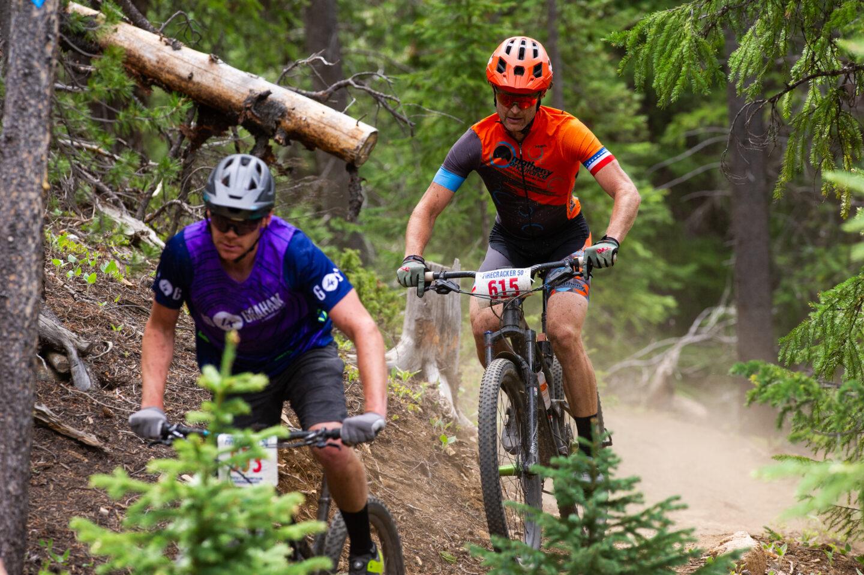 Firecracker 50 Mountain Bike Race with Daniel Matheny