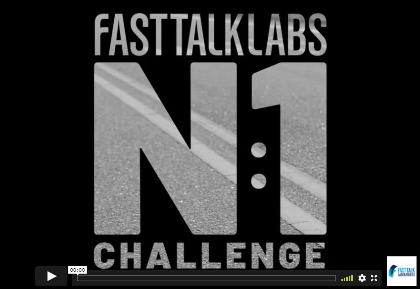 Fast Talk Laboratories N1 Challenge Video Cover Image: Chapter 2 TEST