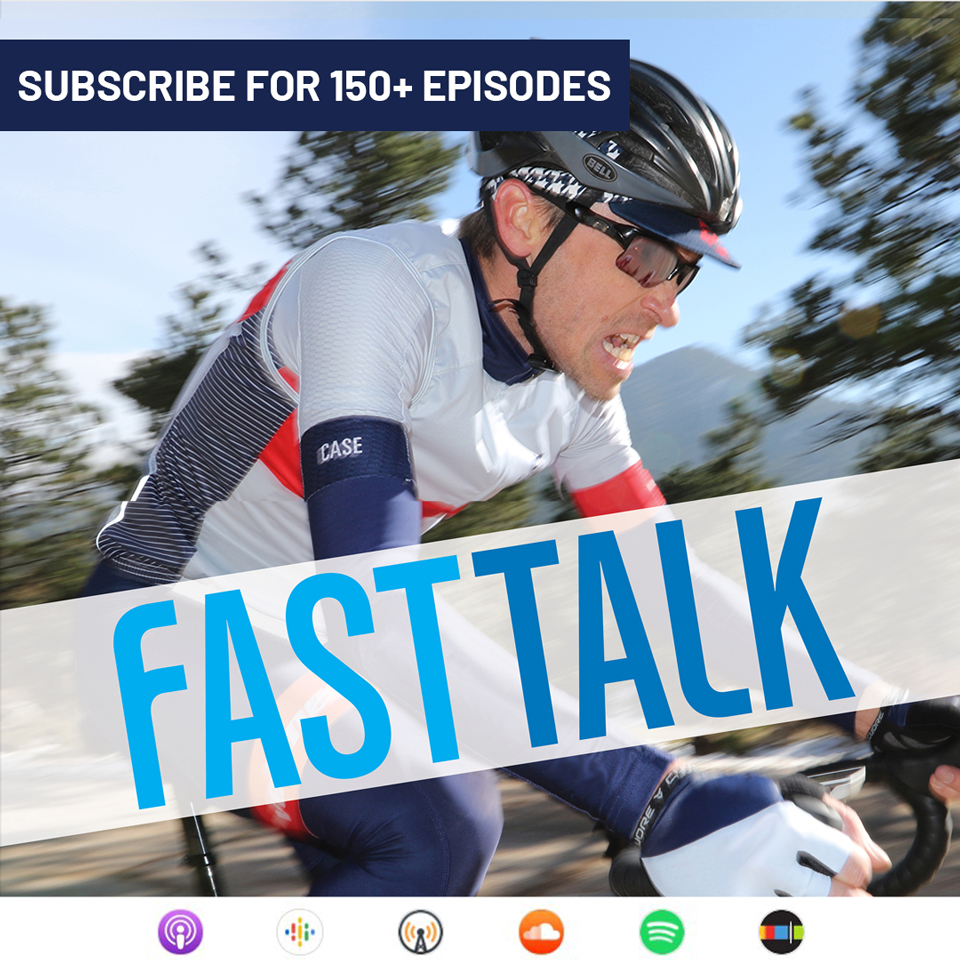 Subscribe to the Fast Talk Podcast!