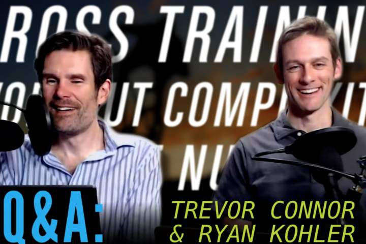 Trevor Connor Ryan Kohler Q&A