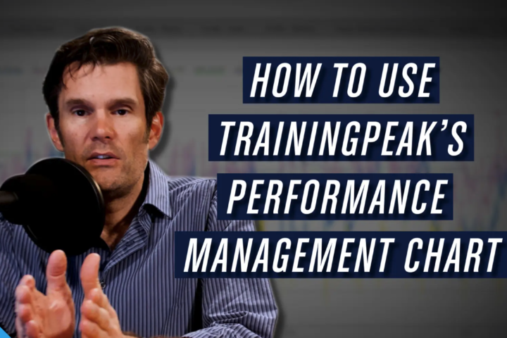 How to use TrainingPeaks Performance Management Chart