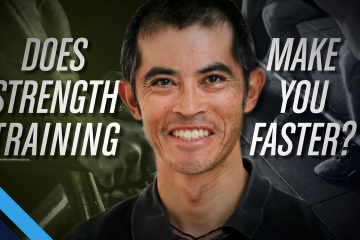 Does Strength Training Make You Faster? With Stephen Cheung