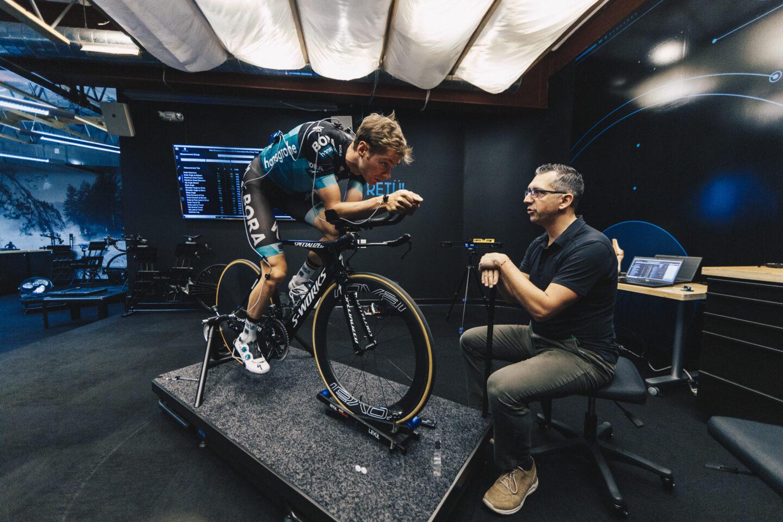 Jason Williams Retül bike fit