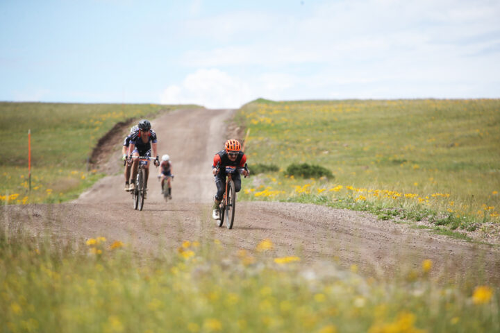 Crusher in the Tushar gravel race