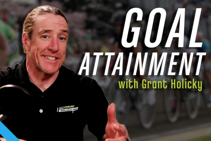 goal attainment Grant Holicky