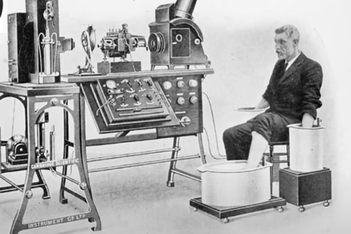 Willem Einthoven electrocardiogram