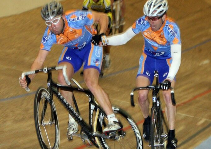 Colby Pearce Crashing Failures in Cycling