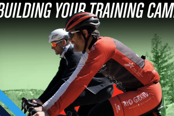 building your training camp