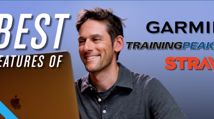 Best features of TrainingPeaks, Strava, and Garmin Connect