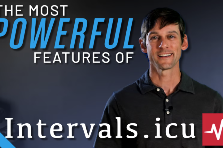 The most powerful features of intervals.icu with Ryan Kohler