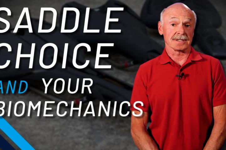 Andy Pruitt Saddle Choice and Biomechanics