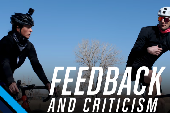 Feedback and Criticism with Grant Holicky
