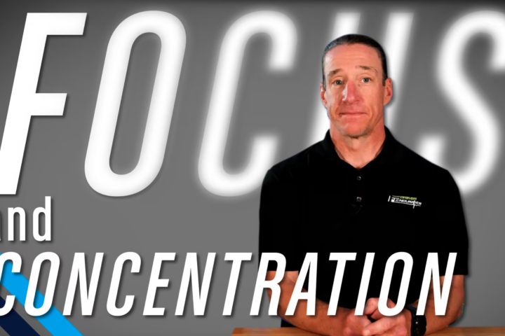 Focus and Concentration with Grant Holicky