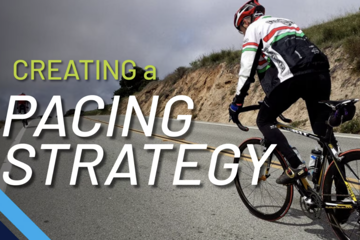 Creating a Pacing Strategy