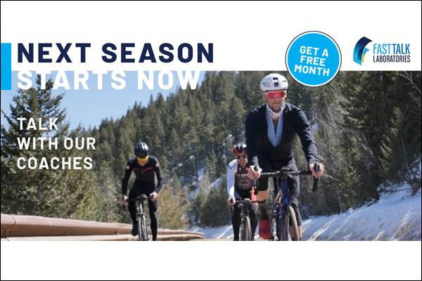 Fast Talk Labs Next Season Starts Now Free Month Membership with Solutions or Services