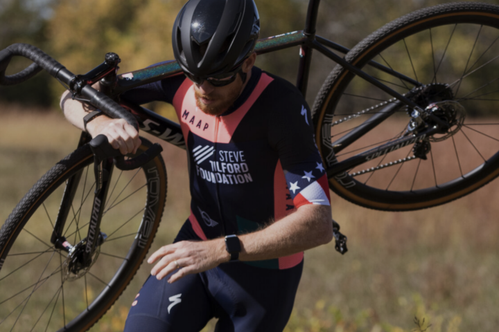 Fast Talk Episode 181 Riding the Edge Cyclocross with Stephen Hyde