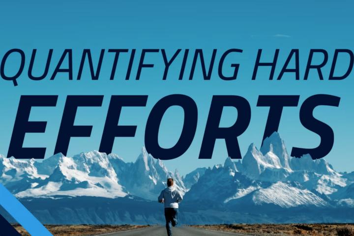 Quantifying Hard Efforts